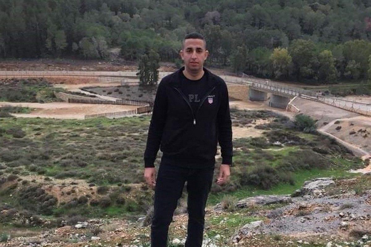 Sufian Al-Khawaja, 32-year-old Palestinian man shot dead by Israeli soldiers in the West Bank on 22 March 2020 [Eman Ahmed/Twitter]