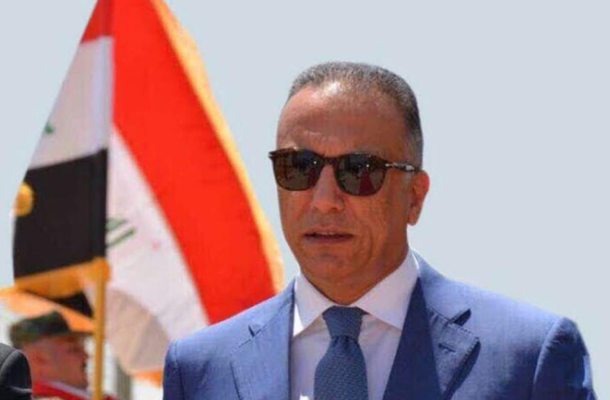 Iraq's newly-appointed Prime Minister-designate Mustafa Kadhimi on 13 September 2018 [Wikipedia]