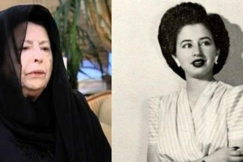 Princess Badiya Bint Ali Bin Al-Hussein died at 100 years old [Noor Al-Habshi /Twitter]