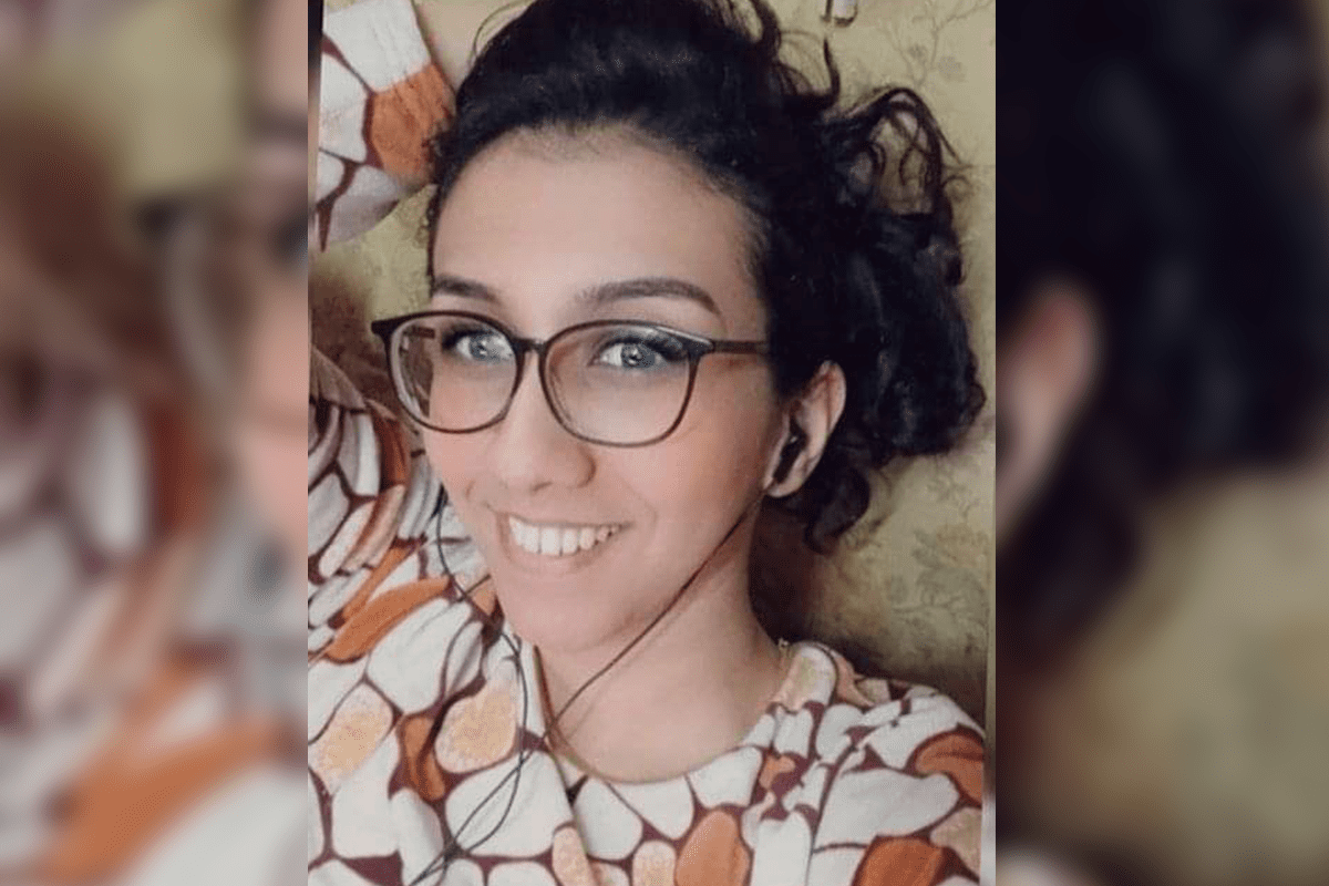 Egyptian journalist Shaima Sami was arrested by Egyptian forces, 21 May 2020