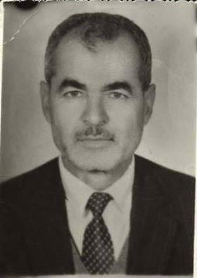 Asma's grandfather, Fayez Al-Saadi.
