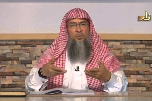 Saudi cleric, Shaikh Assim Al-Hakeem [Youtube]