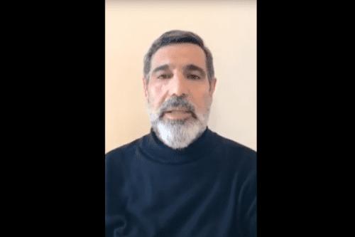 Former Iranian judge and prosecutor, Gholamreza Mansouri [Youtube]