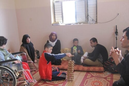 The Palestine Trauma Centre aims to empower children and their families to overcome their complex traumas