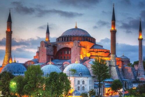 Thumbnail - Hagia Sophia, Turkey