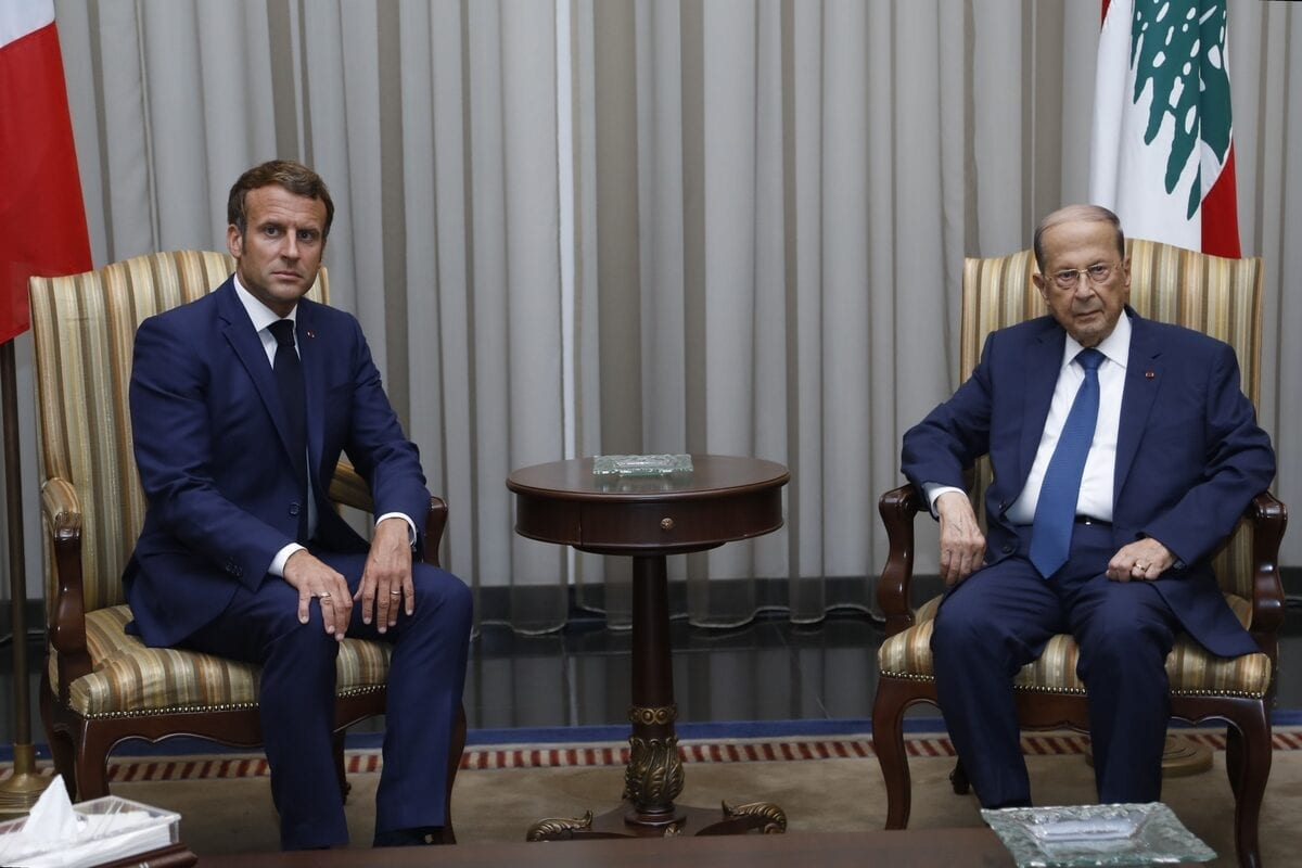 Tens of thousands sign petition to place Lebanon under French mandate