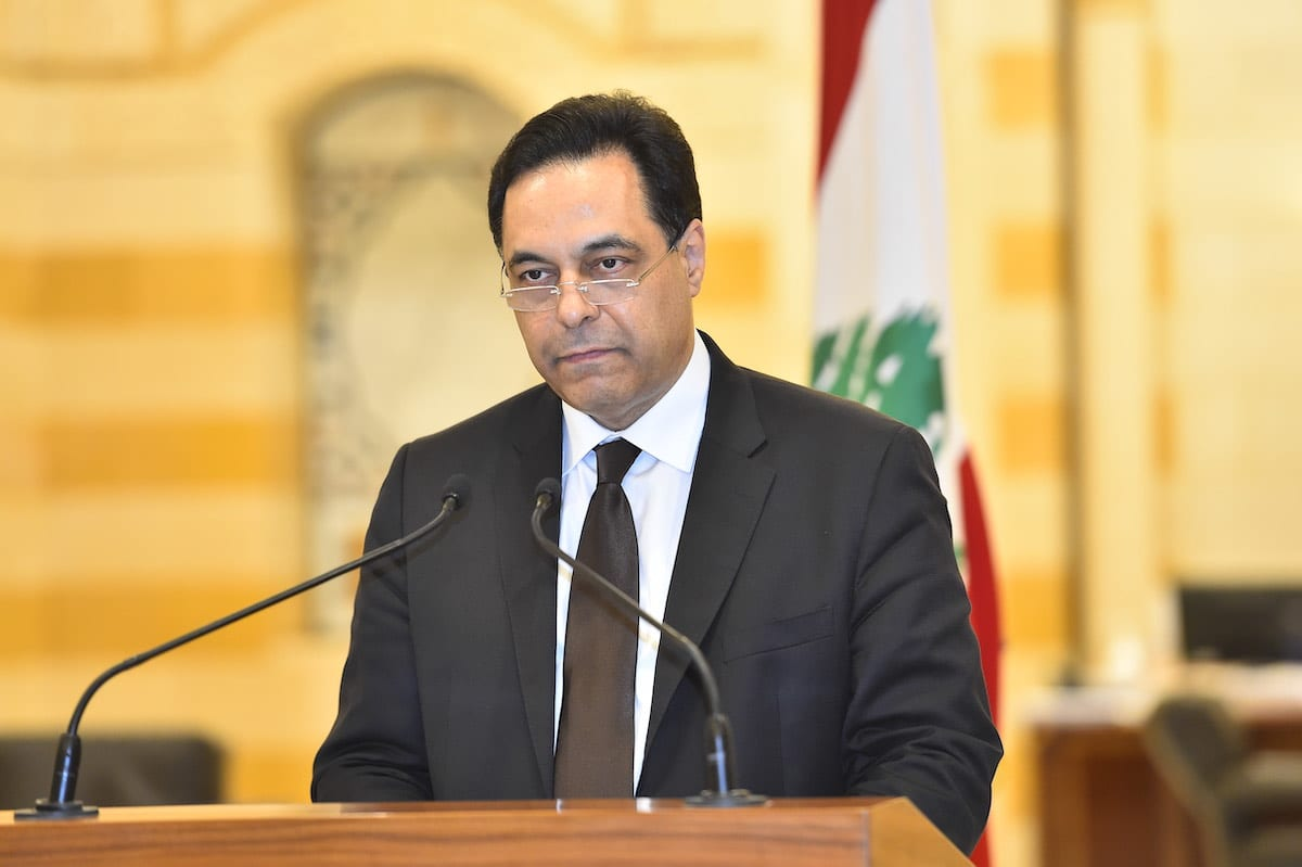 Lebanese judge charges caretaker PM, ex-ministers over Beirut port blast