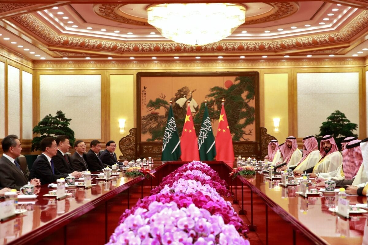 The rise of the Middle Kingdom in the Middle East: China's Belt and Road Initiative
