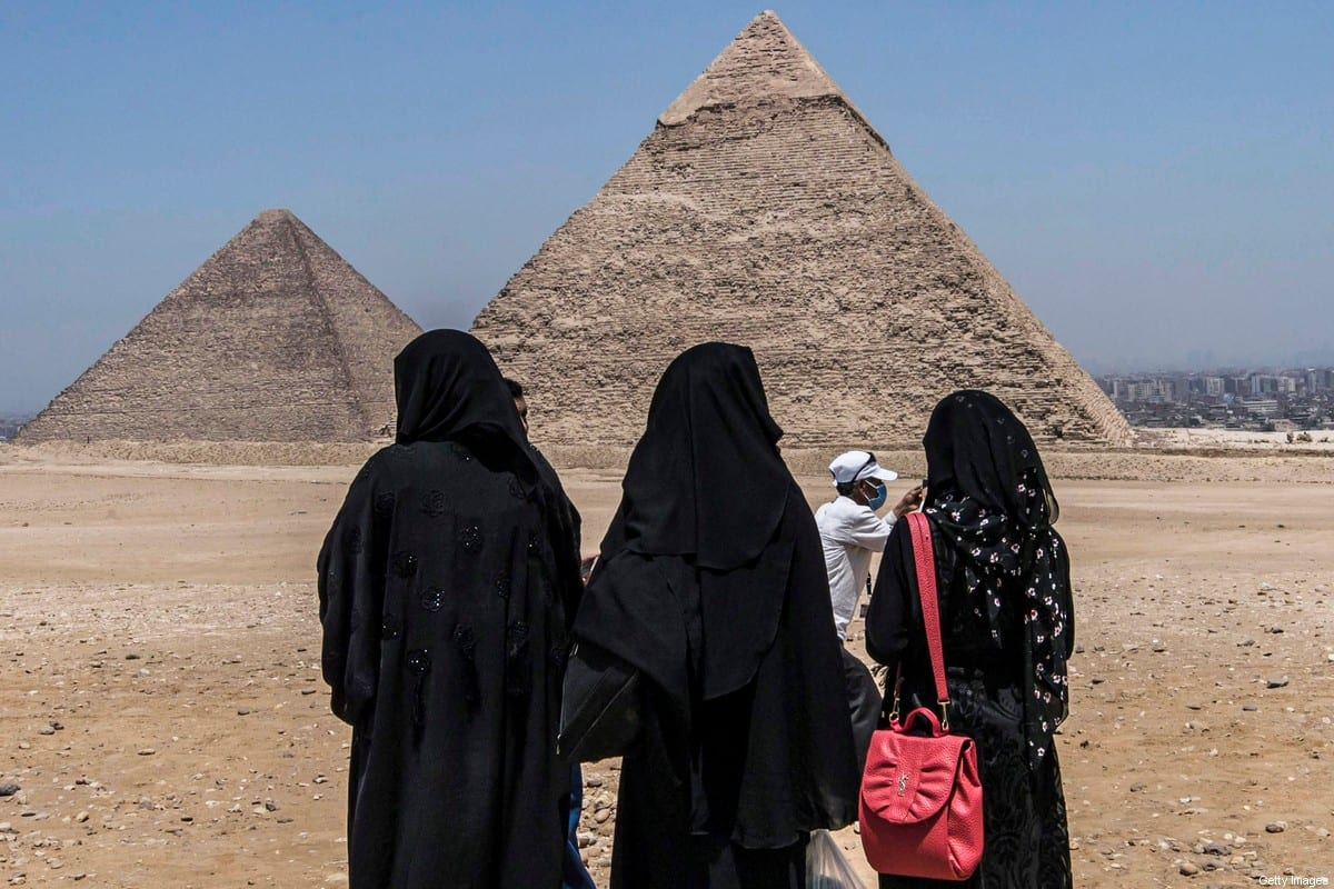 Egypt Tourism Health Virus Middle East Monitor