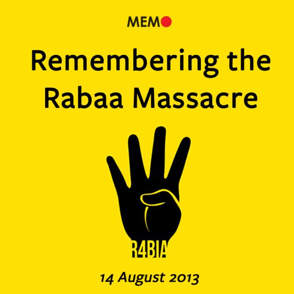 Remembering the Rabaa Massacre, Egypt