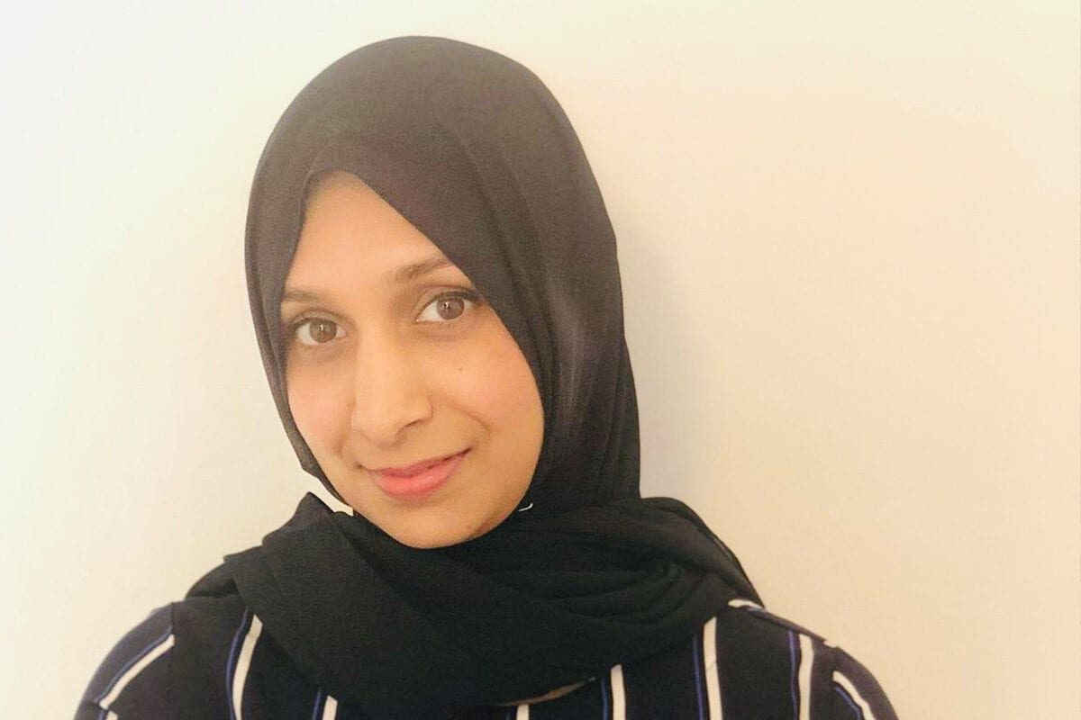 Scotland's first hijabi TV reporter: 'I want to achieve my positions retaining my Muslim identity'