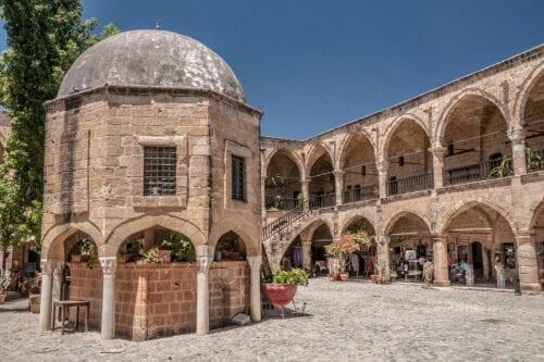 Discover Buyuk Han, Cyprus