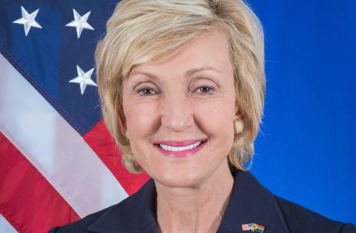 US ambassador to South Africa Lana Marks [Wikipedia]
