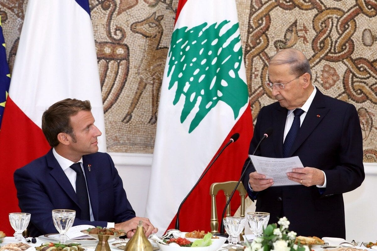 Macron Is Doing His Best To Win Lebanon Back For Colonial France Middle East Monitor