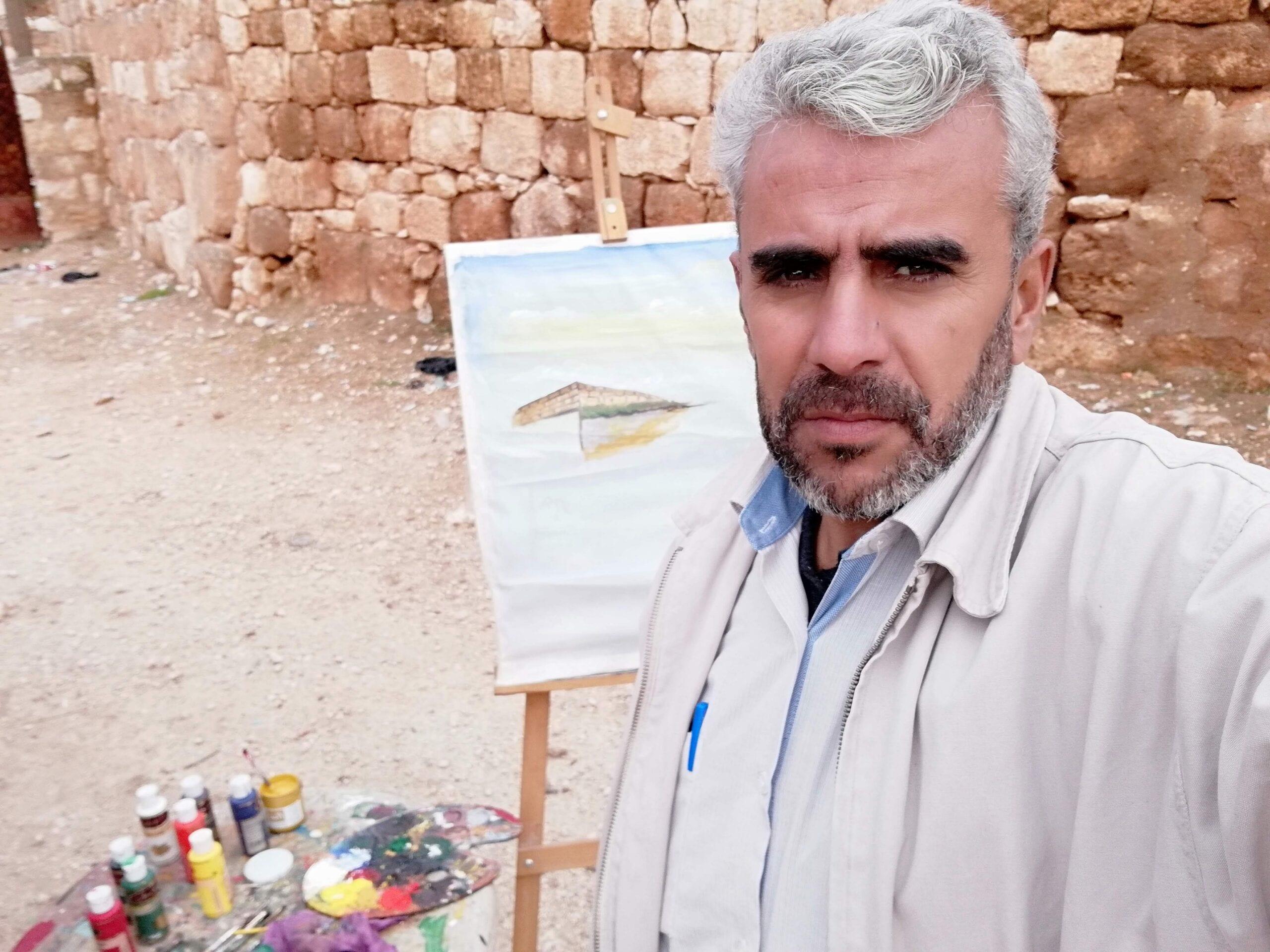 Dergham Hammadi, journalist