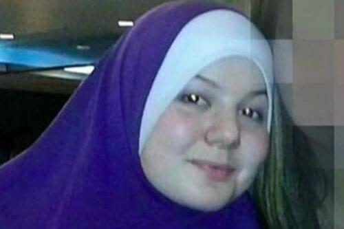 Zehra Duman left Melbourne to join Daesh, 25 September 2020 [Twitter/Nine Networt]