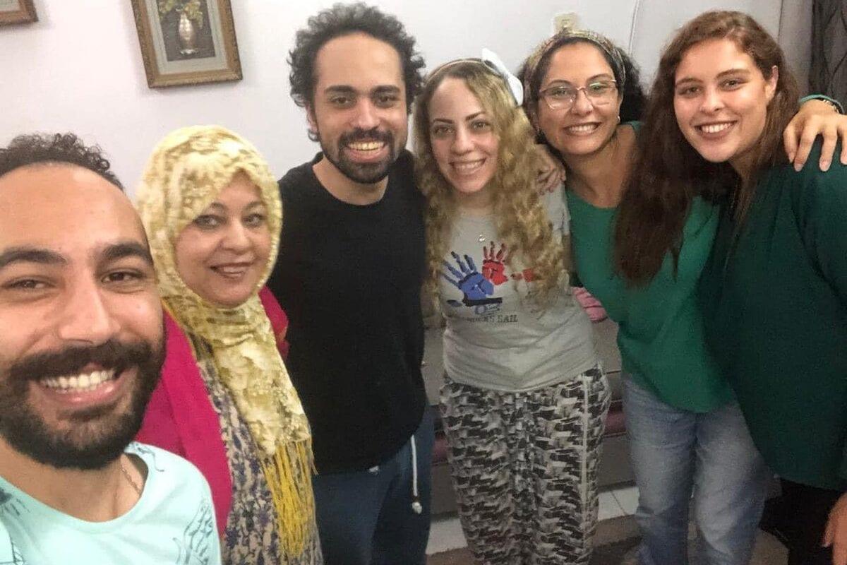Egyptian satirist Shady Abu Zeid [haythamabokhal1/Twitter]