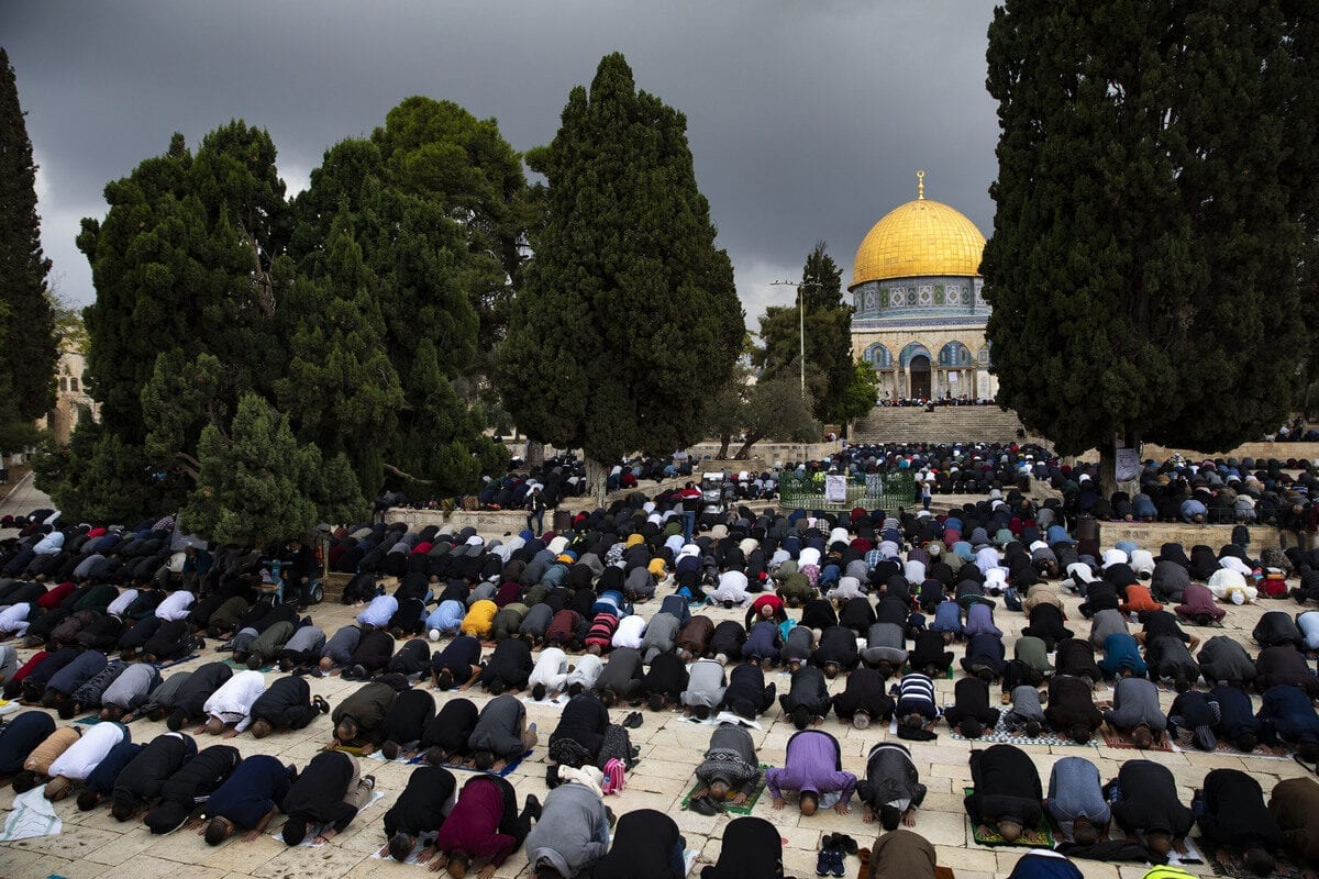 Normalisation? Israel only cares about Muslim prayers when there are economic benefits