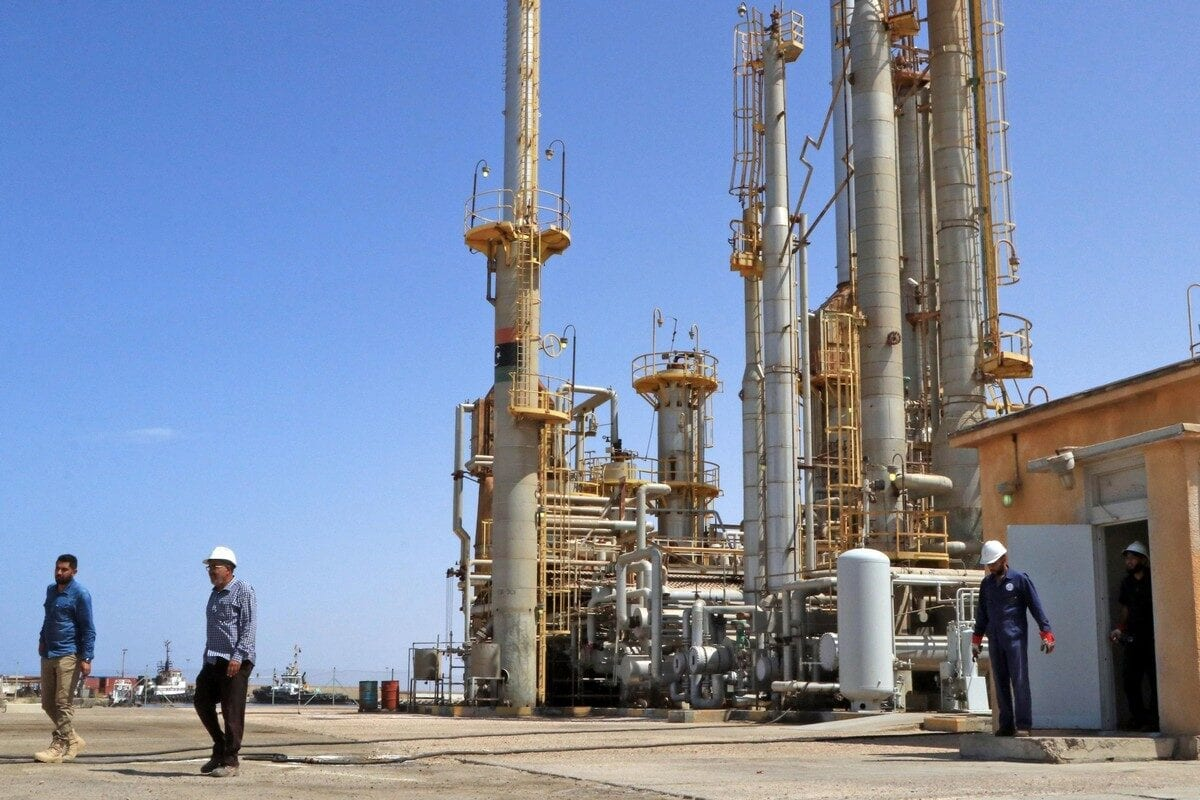 Libya: French oil company discusses partnership to boost production