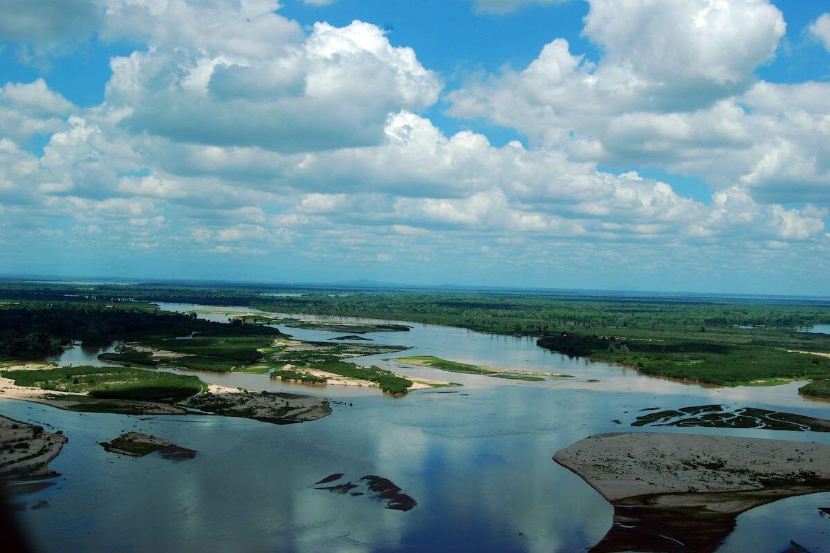Rufiji River, Tanzania [Wikipedia]