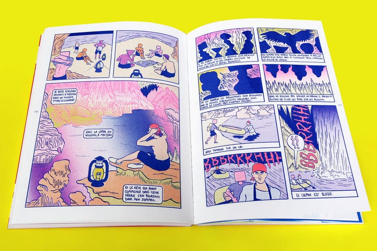 Samandal: Lebanese graphic novelists rise from the ashes