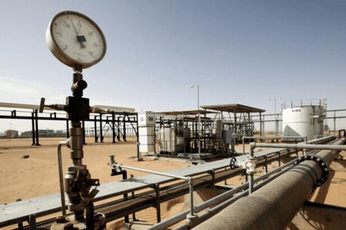 Oil production plant [cdni]