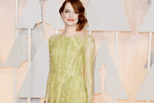 Thumbnail - Emma Stone to auction 2015 Oscar gown in aid of Beirut