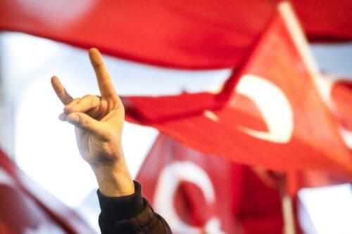 thumbnail - France bans Turkish ultra-nationalist Grey Wolves group