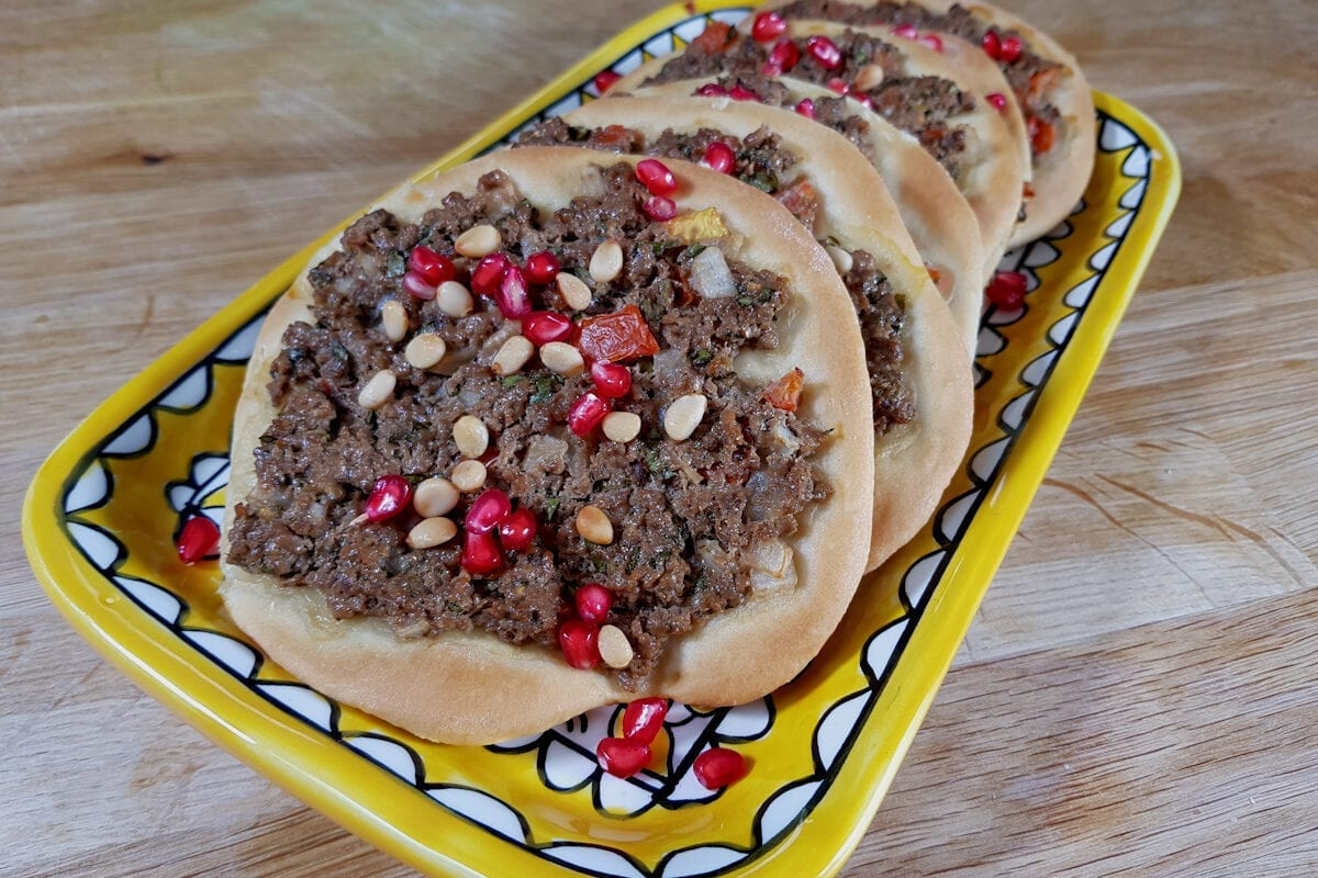thumbnail Sfeeha (Meat pies)