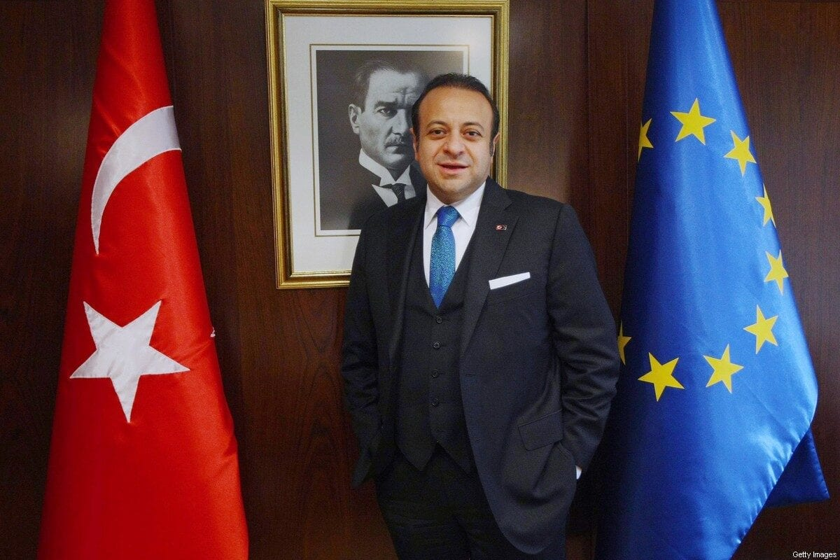 USA is about to sanction Turkey