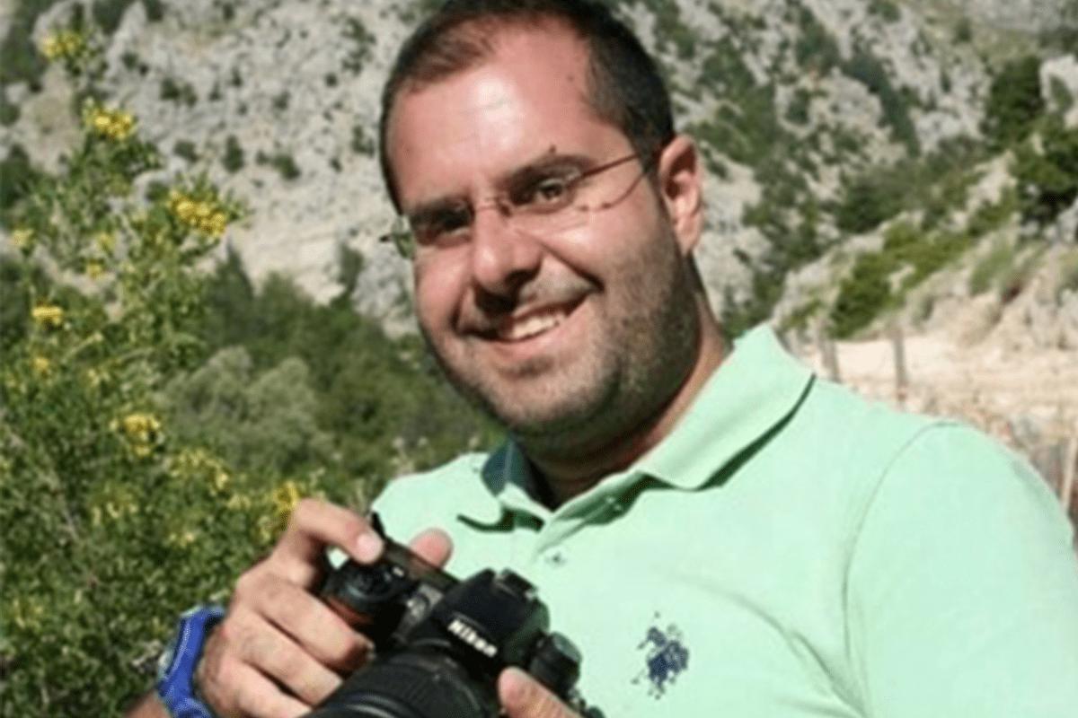 Joe Bejjany, 36-year-old Lebanese telecoms employee and freelance photographer [naharnet.com]