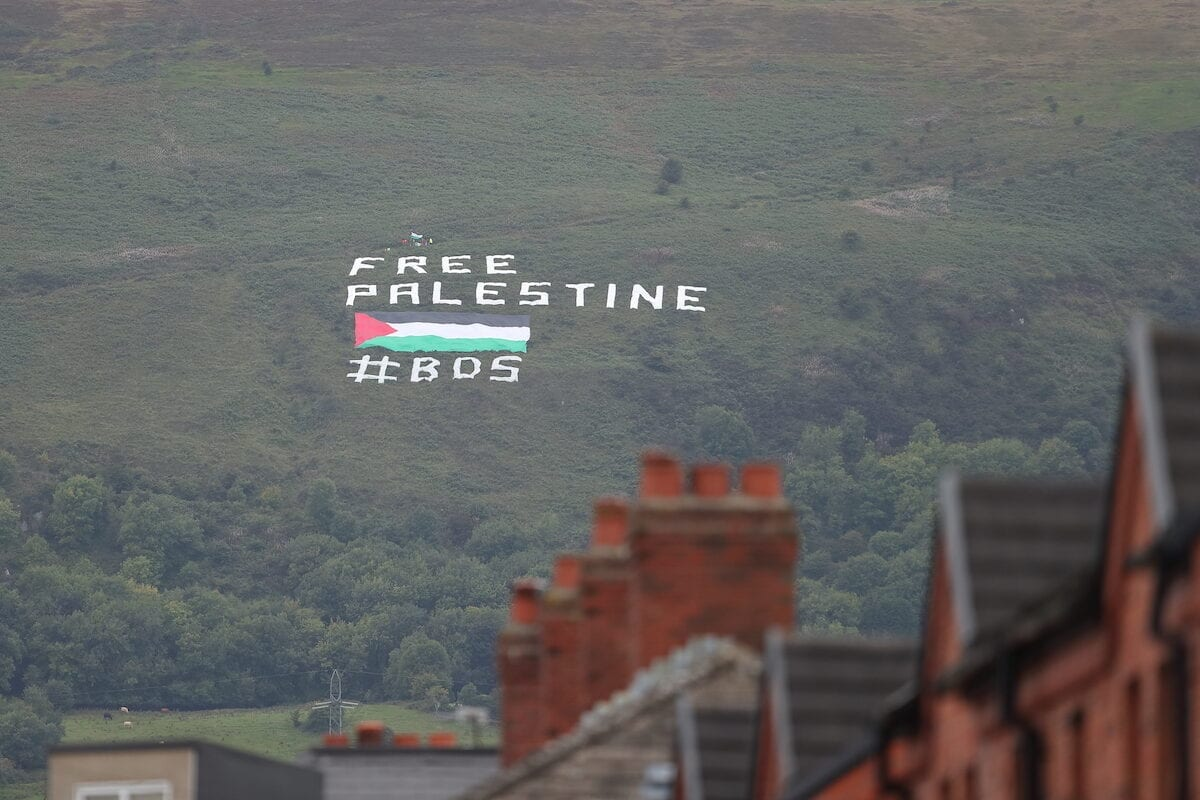 Pro-Israel treason in Ireland