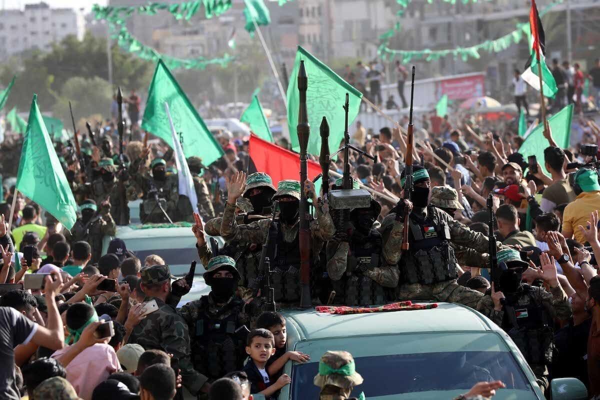 Hamas and Israel's demonising tools