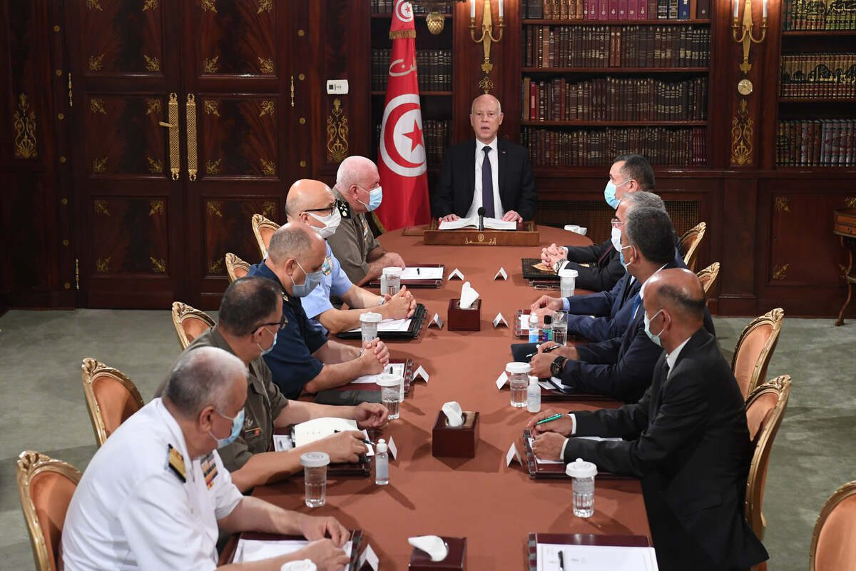 Tunisia's instability and coup are backed by the UAE, Saudi