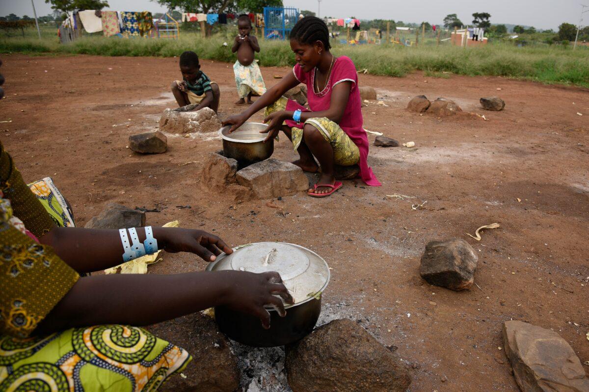 The refugee economy generates resources for locals in Uganda