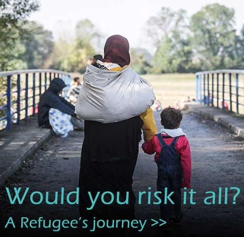 A Refugee's Journey