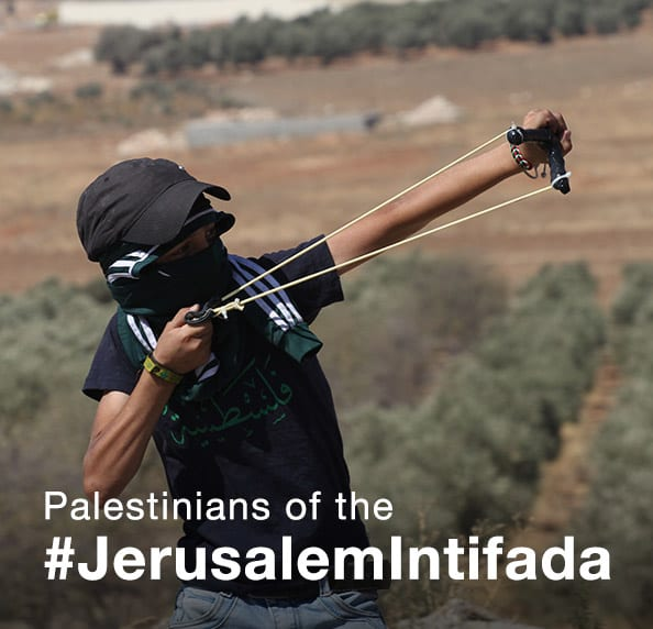 DEATHS AND THE JERUSALEM INTIFADA