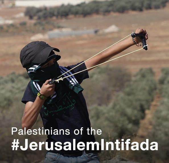 DEATHS AND THE JERUSALEM INTIFADA